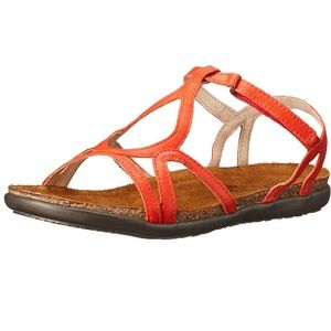 Naot Dorith Leather Sandals